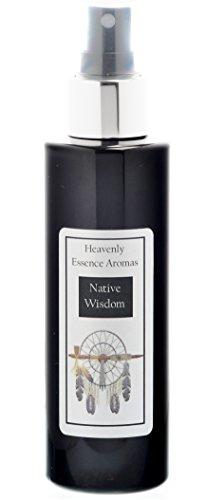 Smudge Spray – Sauge sacrée et lavande 150 ml – Aromathérapie biologique 100 % naturelle dans une brume spirituelle délicate