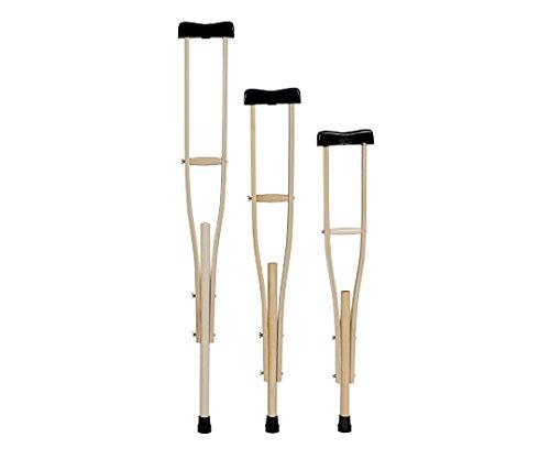 交換用足ゴム 木製松葉杖用
