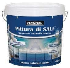 Pittura di sale confezione da 4 lt.