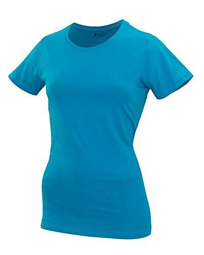 Eurowear Short Sleeve EF102 Azzurro