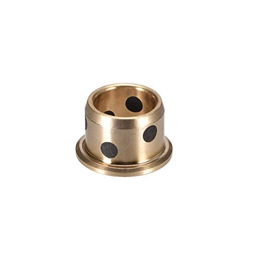 Oilite Bronze Bushing 3mm id x 6mm od x 4mm Length-Sleeve Bearing Spacer-New 1