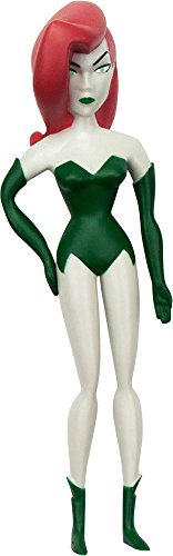 POISON IVY DC BATMAN THE NEW ADVENTURES BENDABLE FIGURE