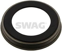 SWAG Rear Axle ABS Wheel Speed Sensor Ring Fits FORD Fiesta Focus 1069295