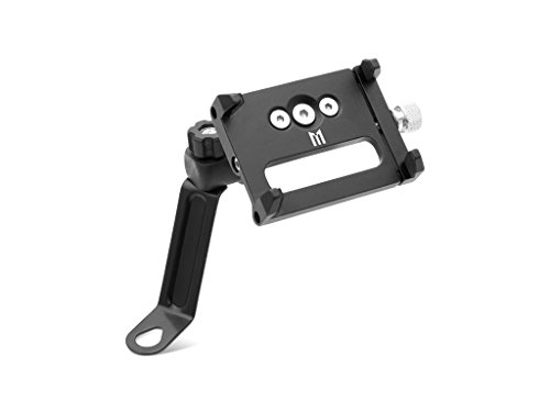 Motorrad Handy Halterung Kit - Lenker & Spiegel Halterung - Aluminium