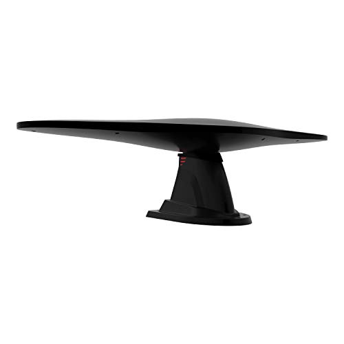 Furrion Access Omni-Directional Rooftop Antenna for RVs, trailers and motorhomes. Receives VHF, UHF, FM, AM, Wi-Fi and 4G LTE Signals - FAN73B7C , Black
