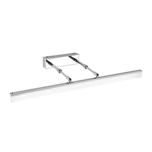 William 337 spiegel voor licht LED spiegel kastlicht badkamer anti-condens-modern minimalistisch kastje badkamer wandlamp make-up tafel lamp [energie-efficiëntieklasse A ]
