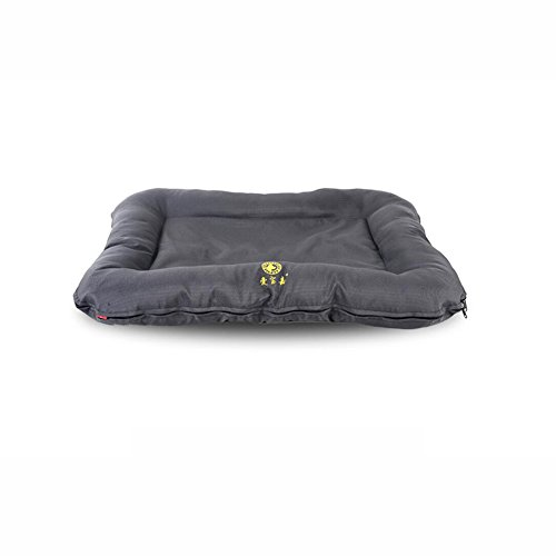 Zacht en comfortabel hondenbed voor huisdieren, vierkante vorm, voor alle seizoenen, universeel, kan worden verwijderd, veiligheidswas, vochtbestendig, XL