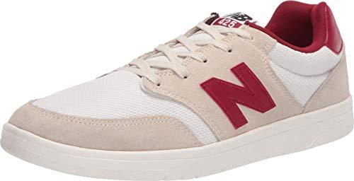 New Balance AM425TNB, Trail Running Shoe Hombre, Burgundy, 32 EU