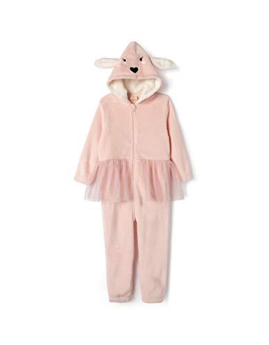 ZIPPY ZGP07_470_1 Juego de Pijama, Pink AS Sample, 6/7 para Niñas