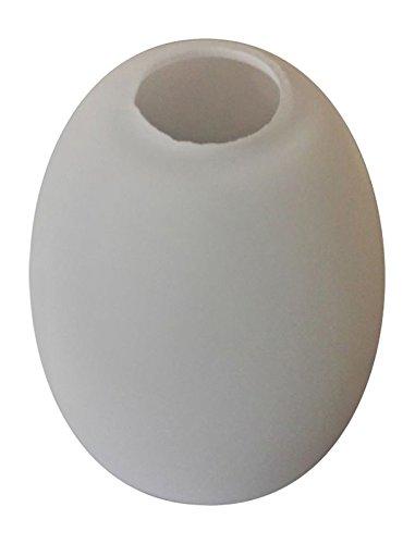 Lampenglas 6191 Ancona Ersatzschirm Schirm Glas Lampenschirm Ersatzglas für Pendelleuchte Tischlampe Leuchte