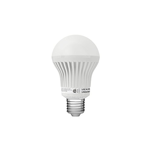 Insteon Smart Dimmable LED Light Bulb (A19), Works with Alexa via Insteon Bridge, 8W (60W equivalent) Warm White, Uses Superior Dual-Mesh Wireless Technology for Unbeatable Reliability - Better than Wi-Fi, Zigbee and Z-Wave