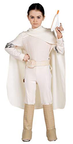 Star Wars Padme Amidala Deluxe Kostüm für Kinder, Größe:S - ca. 122cm