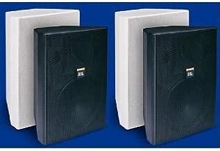 JBL Control 25-WH 5-1/4 2-Way Vented Speaker Pair White