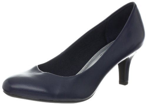 LifeStride Women's Parigi Pump, Cruise Navy, 12 W US