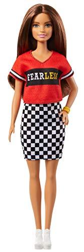 Barbie GLH64 - Karriere Puppe (brünett) mit Überraschungs-Moden und Accessoires, Spielzeug ab 3 Jahren