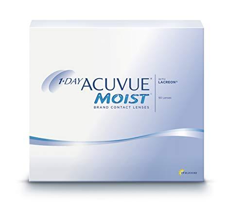 Acuvue 1-DAY MOIST - Lenti Giornaliere - protezione UV - 90 lenti