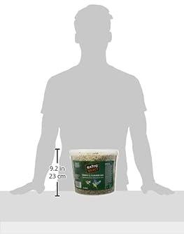 Extra Select Bac à nourriture pour oiseaux sauvages, mélange de printemps et d'été, 5 litres