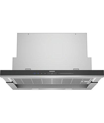 Siemens LI69SA683 iQ700 Dunstabzugshaube / 59.8 cm / Luftgütesensor / LED-Beleuchtung / Extrem Leise