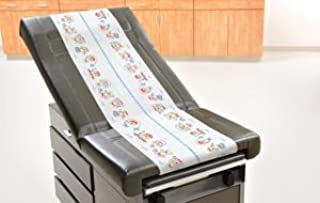 pediatric exam table with scale