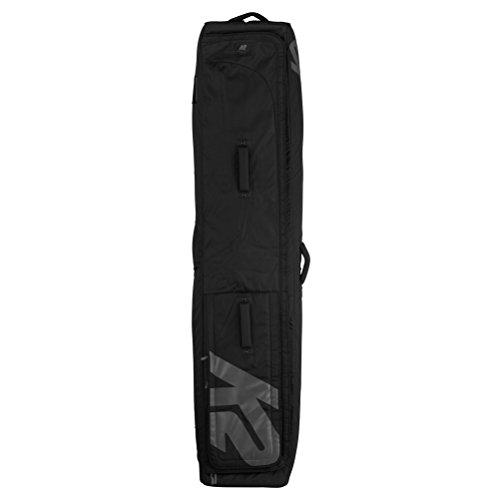 K2 Skitasche AllSki Roller - schwarz - 200 x 41 x 33 cm - 270 Liter - 20A5000.1.1.1SIZ
