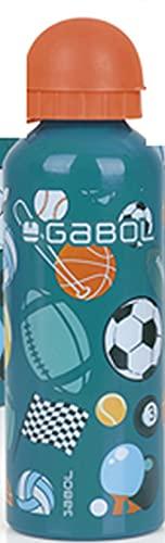 Botella Aluminio Infantil Gym Gabol