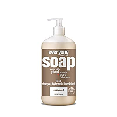 EO, Liquid Soap Unscented, 32 Fl Oz