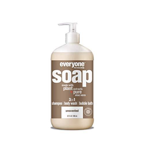 EO, Liquid Soap Unscented, 32 Fl Oz