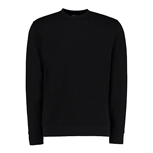 KUSTOM KIT Klassic - Sweat-Shirt - Homme (4XL) (Noir)