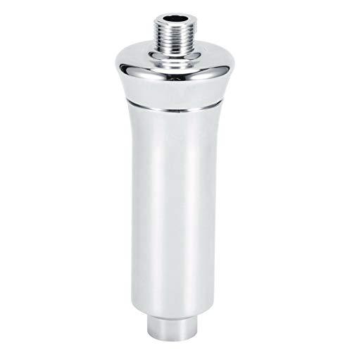 Purificador de agua de baño de filtración fina de 15 etapas Entrada de agua de 4 puntos Purificador de agua de baño Galvanoplastia Filtro de agua de baño Filtra eficazmente las impurezas del agua