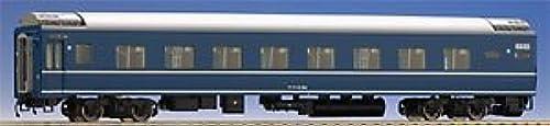 J.N.R. Passenger Ca Type Ohane14 Coarch (B-Shindai, 2nd Class Sleeper) (Model Train) (japan import)