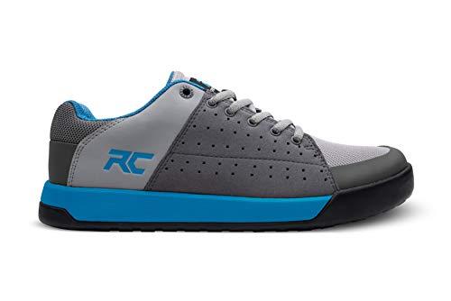 Ride Concepts Women's Livewire Flat Pedal Mountain Bike Shoe Charcoal/Blue 10 M US