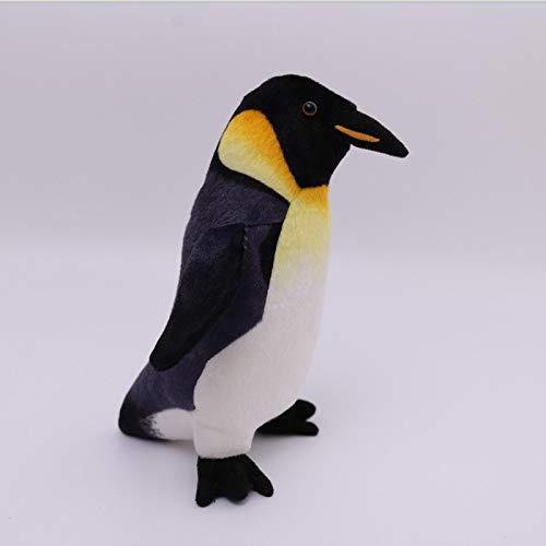 Lindos Juguetes De Peluche De Pingüino, Almohada De Abrazar De Algodón De Peluche Suave De Primera Calidad, Lindos Muñecos De Peluche De Pingüino, Regalos De Cumpleaños para Niños, Bebé (45Cm)