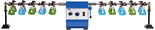 Burrell Scientific 075-795-20-19 Wrist Action Shaker, Model 95-EE, Variable Speed, Blue/White