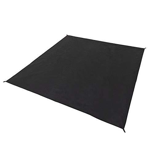 Qeedo Quick Motor Zeltunterlage, Groundsheet aus Polyethylen zum Schutz des Zeltbodens