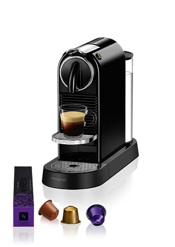 Nespresso CitiZ 11315 ekspres do kawy od Magimix, czarny