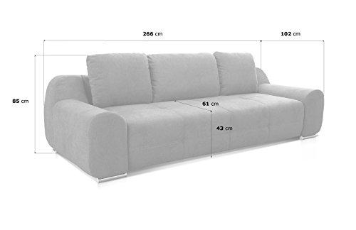 Big Sofa mit Schlaffunktion-20022214540