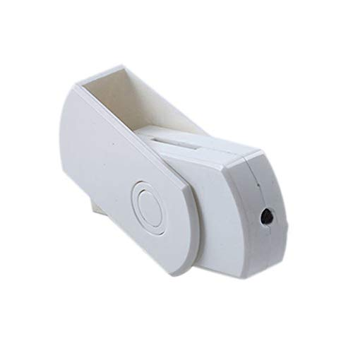 Mengshen Portable Mini HD DVR Spy USB Disco Ocultos cámara de vídeo Detector de Movimiento (Tarjeta TF no Incluido) MS-U801