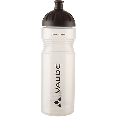VAUDE  Trinkflasche Outback Bike Bottle, 0,75l (VPE15), transparent, One Size, 302900050