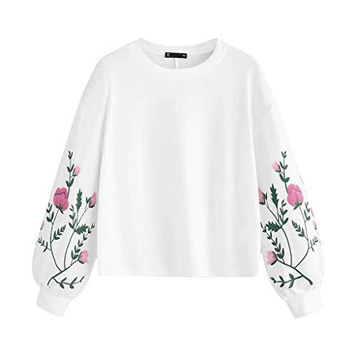 Fairy Costume Cropped Streetwear Damen Beiläufig Lose Sweatshirt Langarm Pullover Pullis Teenager Mädchen