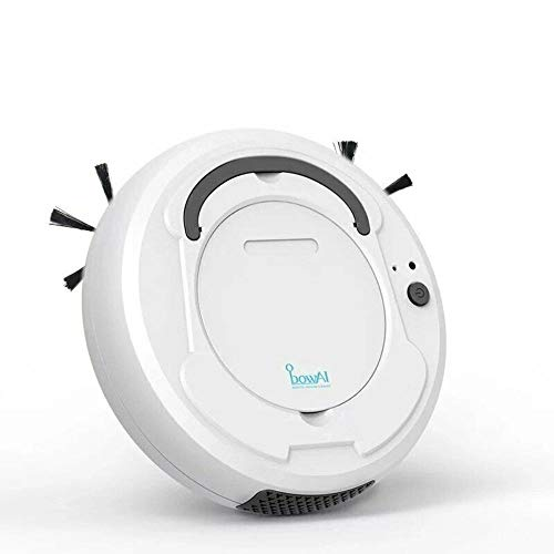 Buy Bargain 3in1 Smart Sweeping Robot Vacuum Intelligent Household Cleaner Auto Suction- White