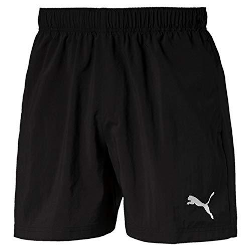 PUMA Ess Short Homme Puma Black FR : 2XL (Taille Fabricant : XXL)
