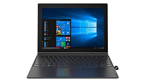 "2019 Lenovo Miix 630 12.3"" FHD Thin and Light Touchscreen 2-in-1 Laptop Computer, Qualcomm Snapdragon 835 Octa-Core Up to 2.45GHz, 4GB DDR4, 128GB SSD, AC WiFi, Bluetooth 4.1, Active Pen, Windows 10"