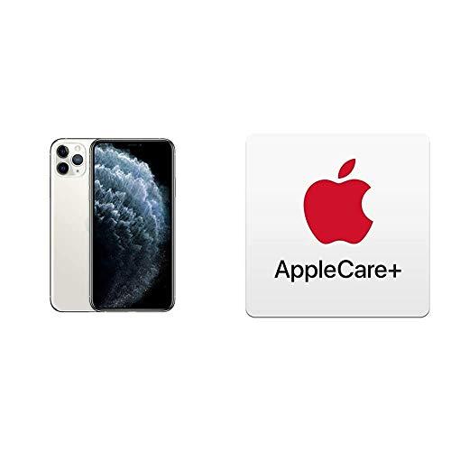 Apple iPhone 11 Pro MAX (512GB) - Plata con AppleCare+