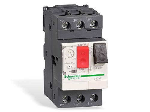 Preisvergleich Produktbild SCHNEIDER ELECTRIC GV2ME07 MOTORSCHUTZSCHALTER 3389110343076