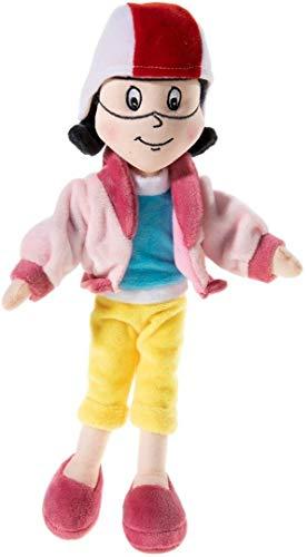 Heunec Bibi Blocksberg Plüschfigur Karla Kolumna Puppe mit Sound 32 cm
