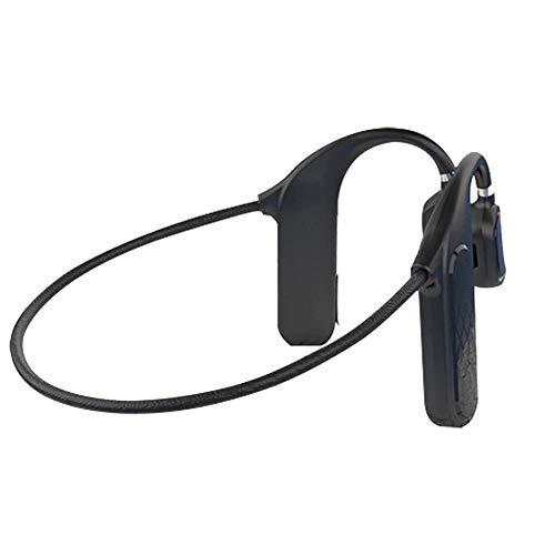 Jorzer MD04 Casco de la Motocicleta de la Motocicleta Impermeable Auricular Bluetooth Headset Altavoces de intercomunicación de Manos Libres de Llamadas Música Negro de Control