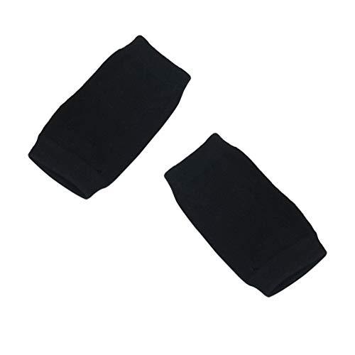 2 Paar Halb Handschuhe Baumwolle Unisex Handschuhe Sports Fingerless Palm warme Handschuhe Elastic Hand Zubehör