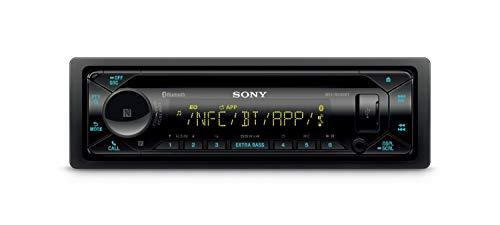 Sony MEX-N5300BT Autoradio mit CD, Dual Bluetooth, NFC, USB und AUX...