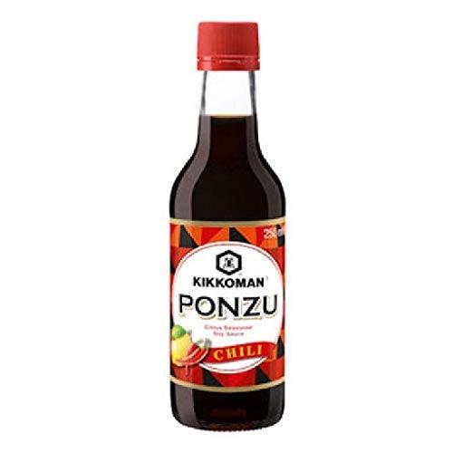 Kikkoman Salsa Ponzu (Salsa di Soia, Limone e Chili) - 250ml