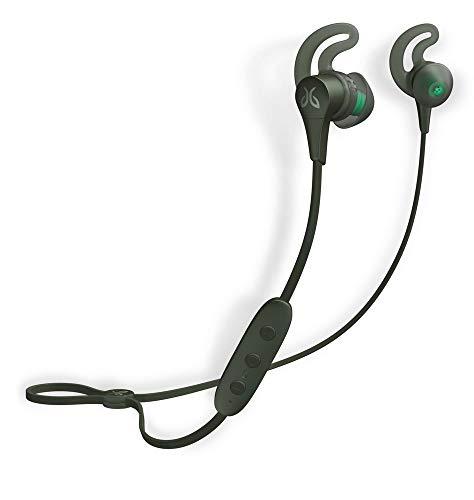 Jaybird X4 Kabellose In-Ear Sport-Kopfhörer mit Mikrofon, Bluetooth, Anpassbare Audio-Einstellungen und Passform, 8-Stunden Akkulaufzeit, Wasserdicht, Handy/Tablet/iOS/Android - Alpha Metallic